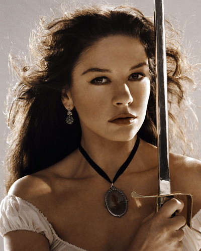 Zeta-Jones, Catherine [The Legend of Zorro] Photo